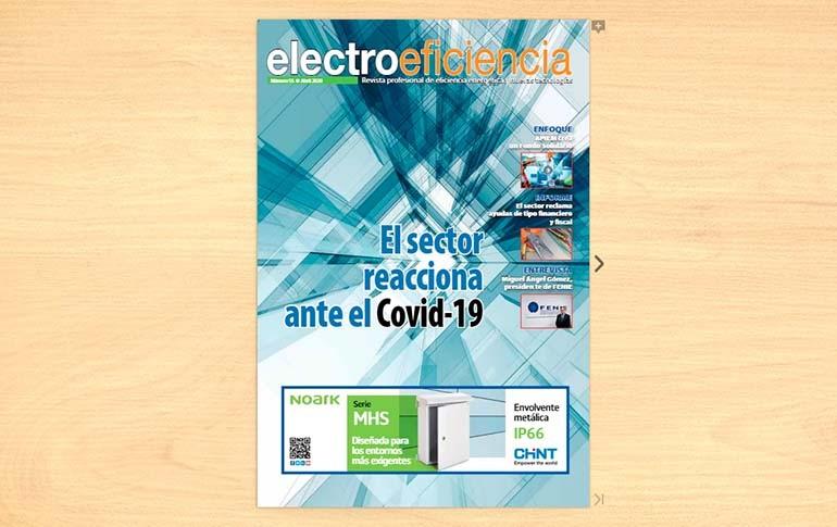 AELVASA y SESAELEC en el último número de Electroeficiencia
