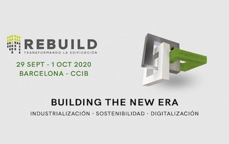 Thermor y ACV presentan sus novedades en Rebuild 2020