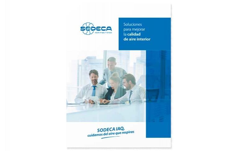 Nuevo catálogo IAQ de SODECA