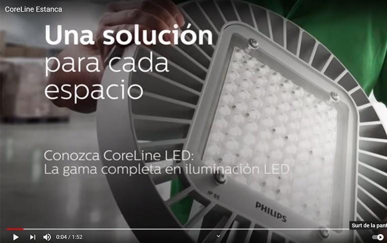 Philips CoreLine, la instalación más rápida