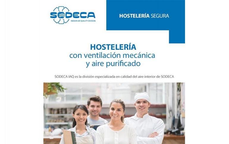 Hostelería más segura con SODECA