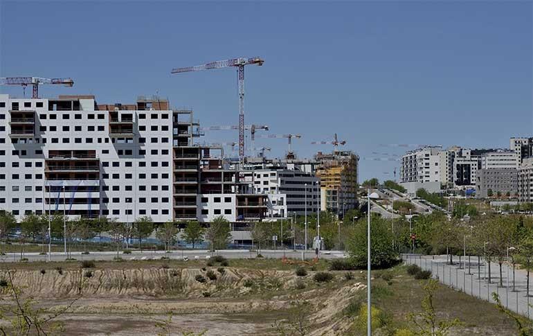 El sector de la construcción reclama un plan de recuperación para generar empleo estable