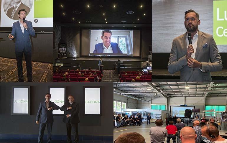 Luxiona pone en valor sus buenos resultados en su convención en Polonia