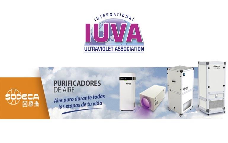 Sodeca y los purificadores de aire UVc