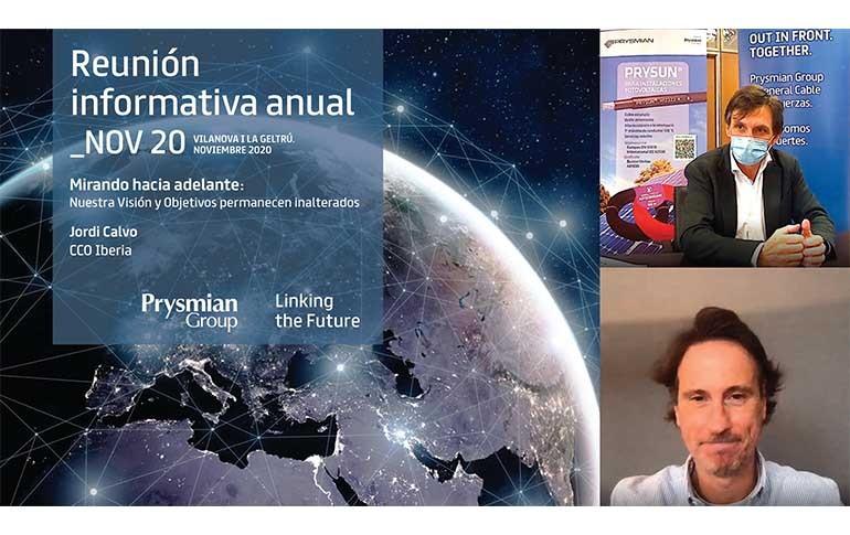 Prysmian Group presenta sus resultados y objetivos de futuro