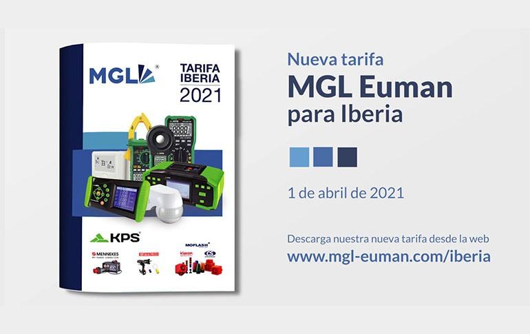 Nueva tarifa MGL para el 2021