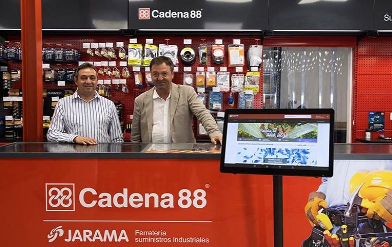 Nueva ferretería del Grupo Jarama en Algete