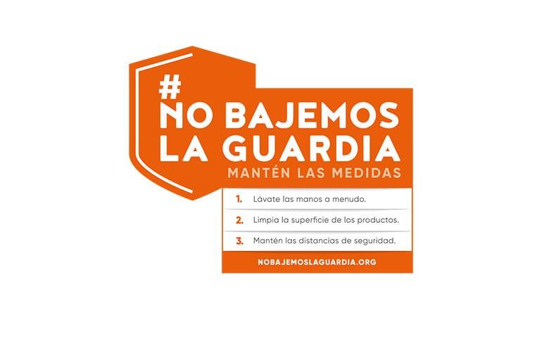 Haier se suma a la campaña de responsabilidad social #NoBajemosLaGuardia