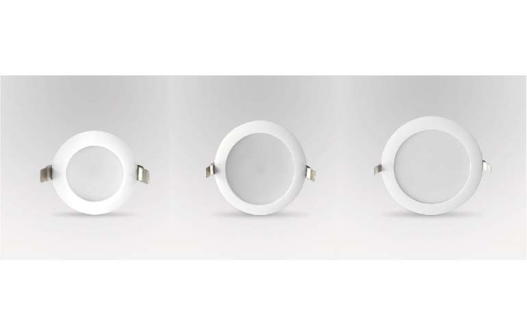 Nueva familia de downlight DELAWARE de Threeline Technology