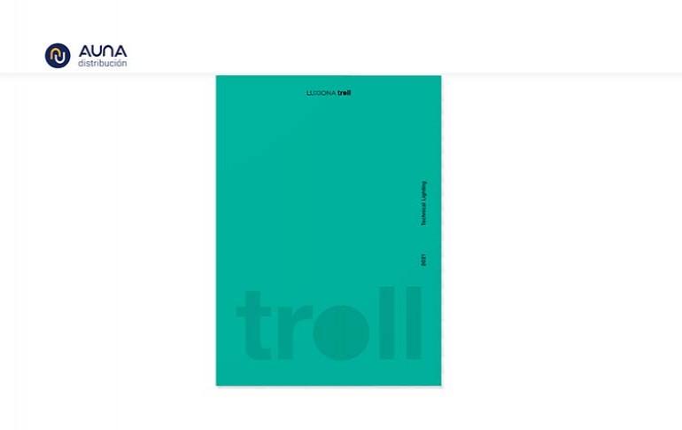 Luxiona presenta su  nuevo Catálogo Global de Troll