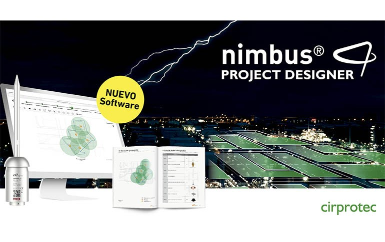 nimbus Project Designer es la 1ª herramienta gratuita WEB, 100% intuitiva y guiada de  Cirprotec