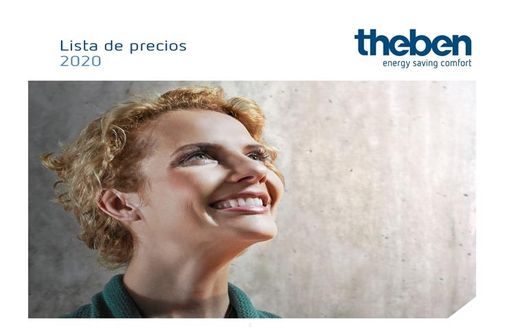 Theben presenta sus tarifas para el 2020