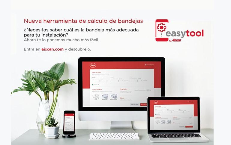 Nueva herramienta EasyTool de Aiscan
