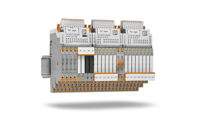Nuevo sistema de relés lógicos programable de Phoenix Contact
