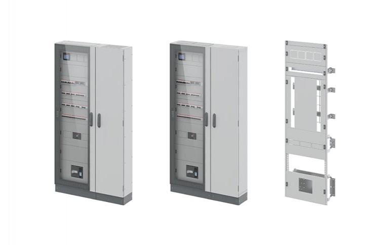 Los cuadros de distribución System pro E® de ABB reducen  el tiempo de montaje hasta un 40%