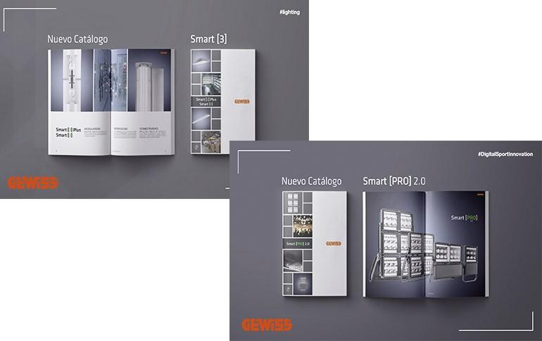 Nuevos catálogos Gewiss