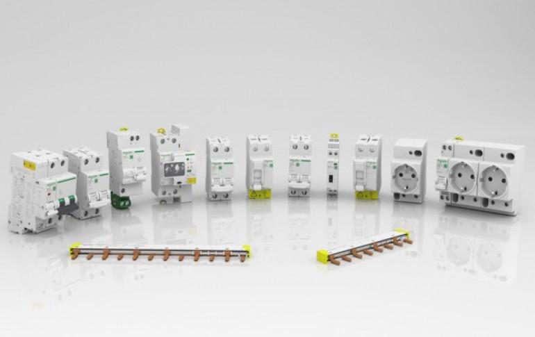 Gama Resi9 de Schneider Electric: segura y sostenible