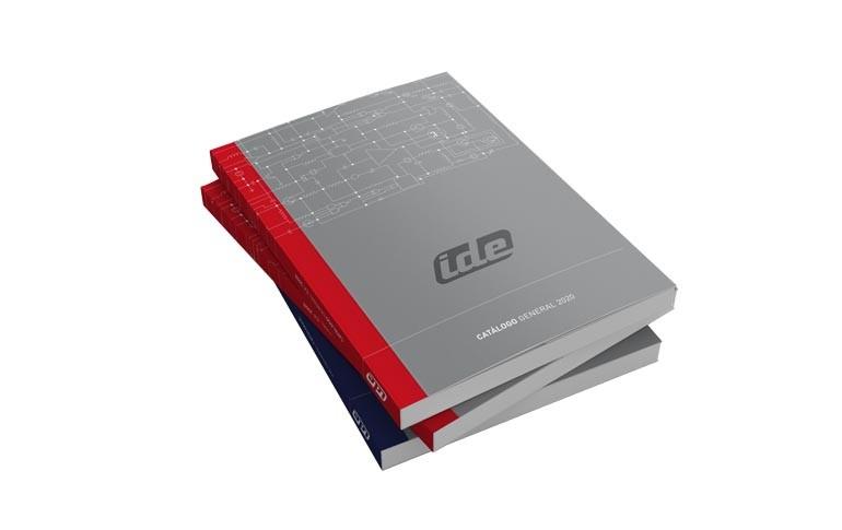Nuevo catálogo general 2020 de IDE