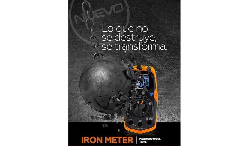 Nuevo Iron Meter de HT Instruments