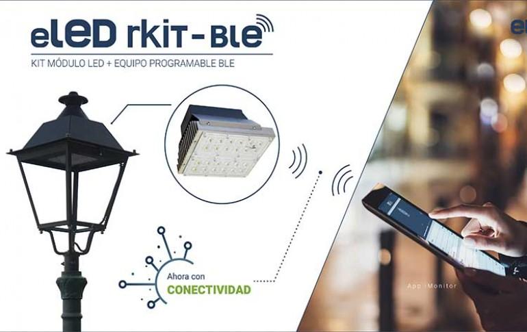 Nuevo eLED RKIT-BLE de ELT