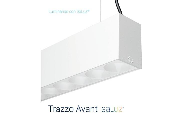 Nueva luminaria Trazzo Avant SaLuz de Normagrup
