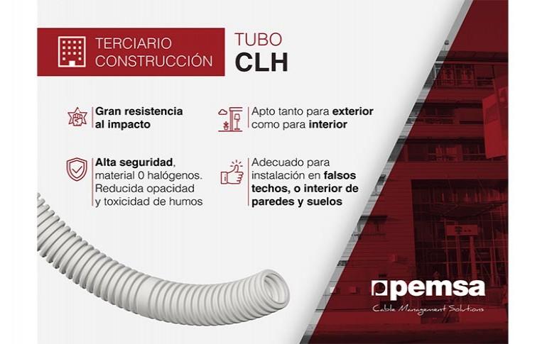 Nuevo sistema de tubo CLH de Pemsa