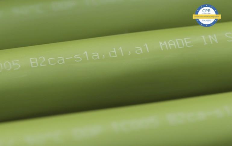 Propiedades UV mejoradas en los cables Toxfree RZ1-K de Top Cable