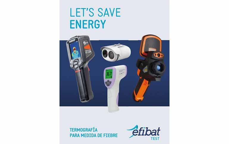 Nuevo catálogo termografía de EFIBAT