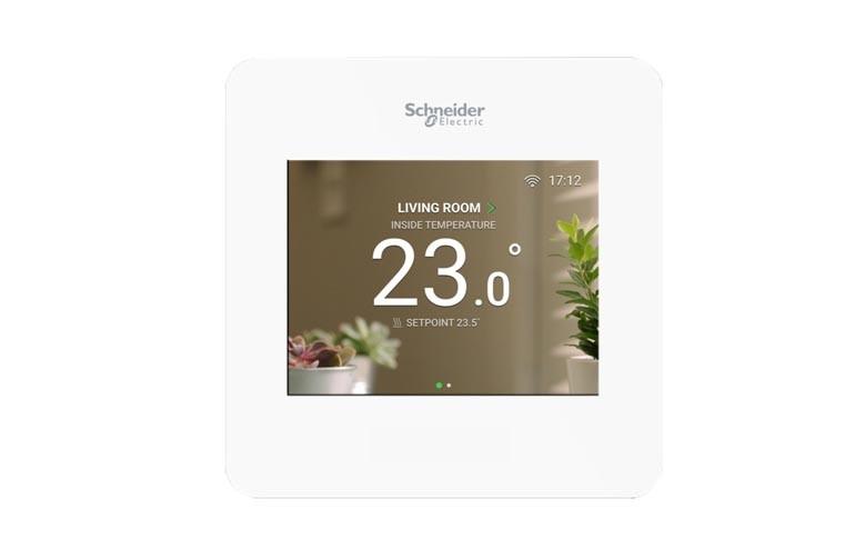 Nuevo sistema Wiser Heat de Schneider Electric