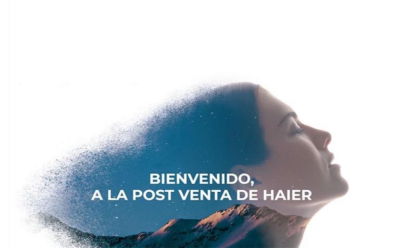 Nueva tienda online en la web Post Venta de Haier Aires Acondicionados