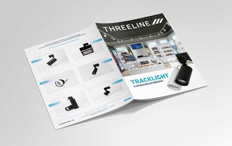 Conoce la familia Tracklight de Threeline