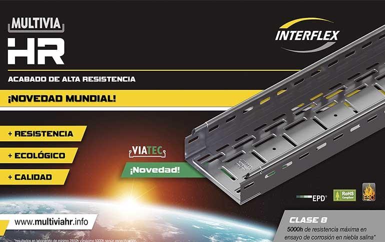 Nuevas bandejas HR de Interflex