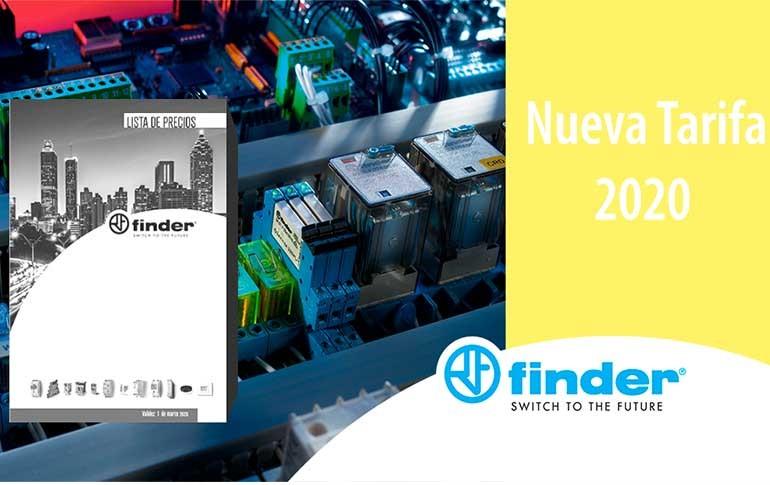Nueva tarifa de Finder