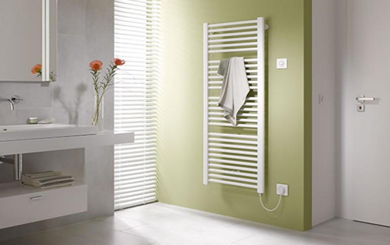 Nuevos toalleros radiadores KERMI de Tecna