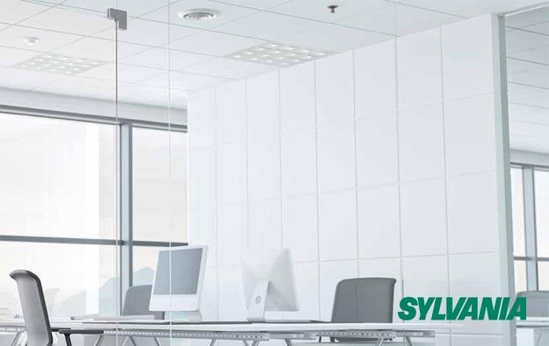 Nueva gama de paneles Quadro de Sylvania