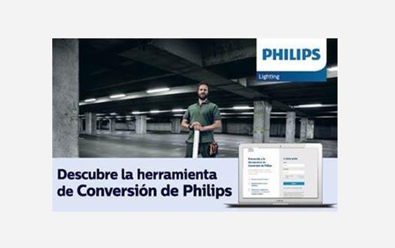 Herramienta de conversión de Philips