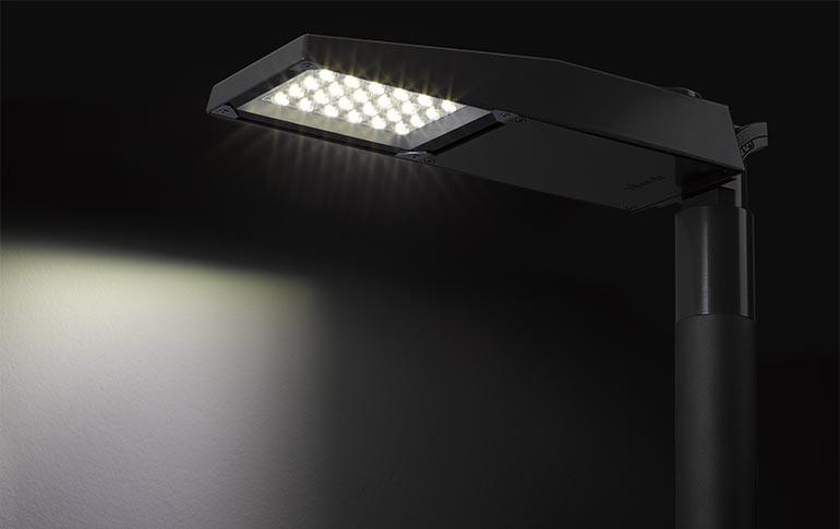 Nueva luminaria vial TAU IoT de Simon