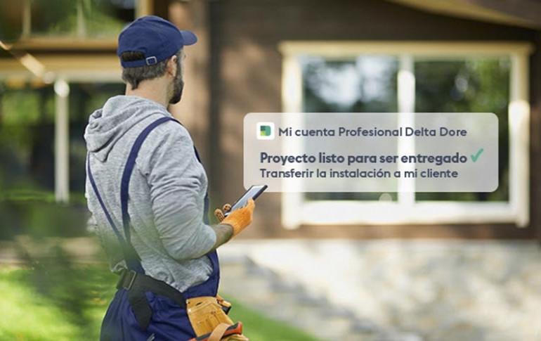 """Llega """"Mi Cuenta Profesional"""" de Delta Dore"""