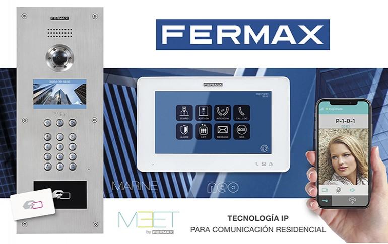 Fermax amplía la gama MEET