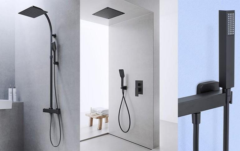 Grifería para duchas de MZ Del Rio