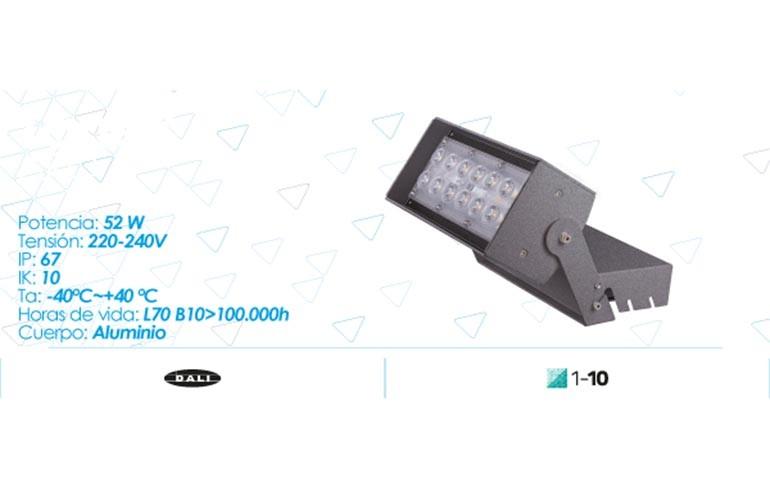 Nuevo proyector Tanek ARQ de Prilux