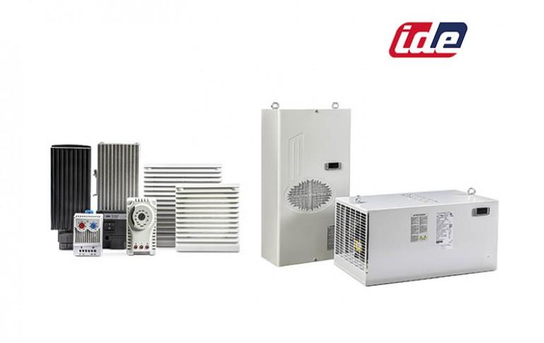 ¿Conoces ya la gama de Gestión Térmica de IDE Electric?