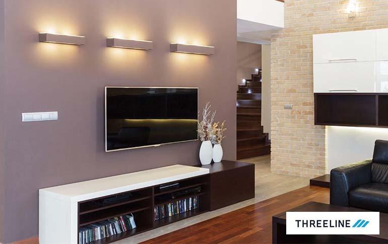 Corte a medida de las tiras LED de Threeline