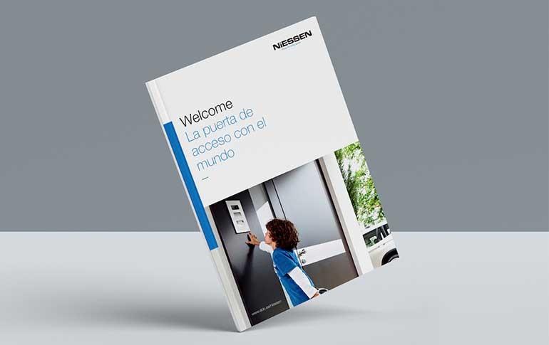 Catálogo 2021 de Welcome de Niessen