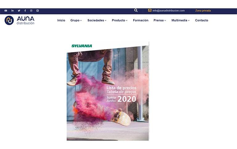Nueva tarifa de SYLVANIA para el 2020