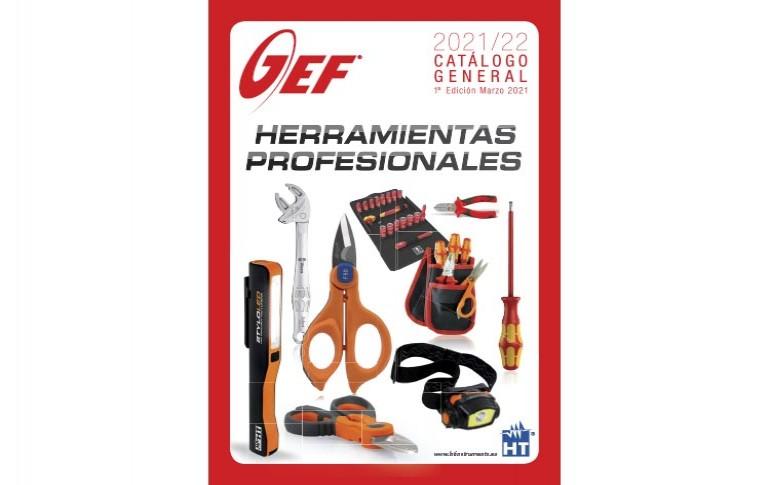 Nuevo catálogo de herramientas de HT Instruments