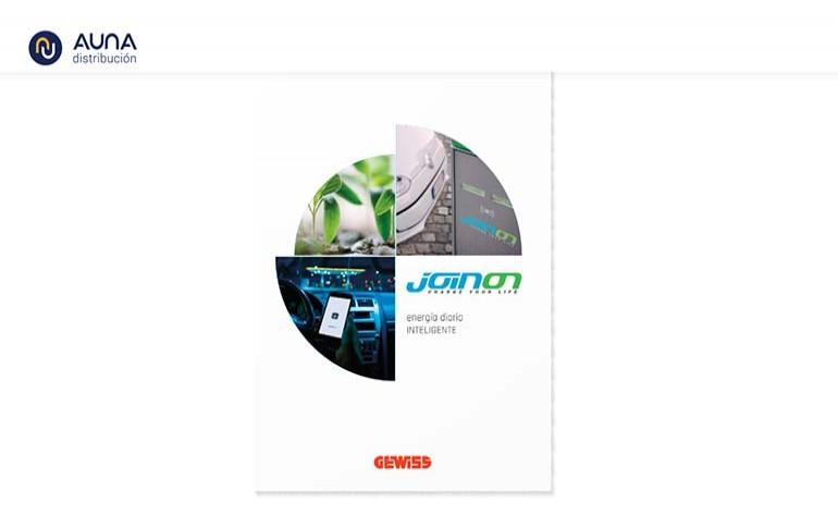 Nuevo catálogo JOINON de Gewiss