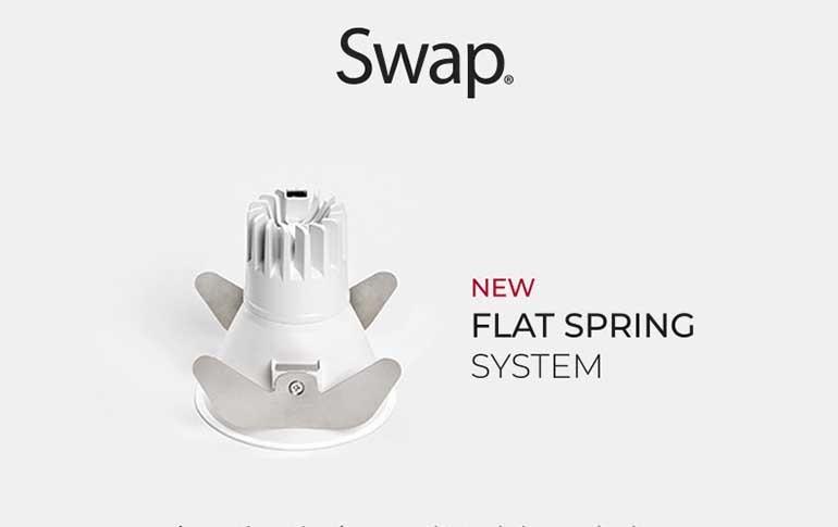 Nuevo Swap Flat Spring de Arkolight