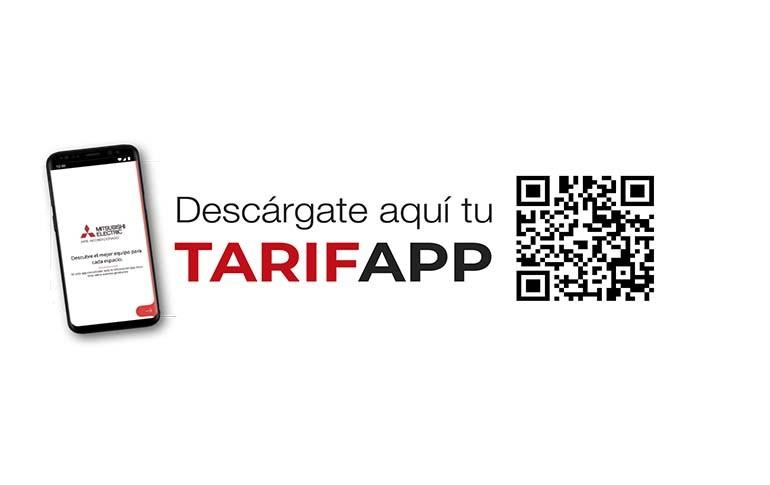 Mitsubishi Electric presenta TariApp para la gestión de propuestas y presupuestos