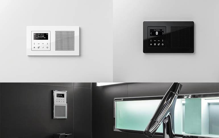 Nueva Smart Radio DAB+ de Jung
